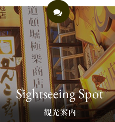 Sightseeing 観光案内
